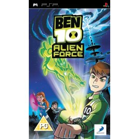 SONY Ben 10 Alien Force PSP