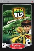SONY Ben 10 Protector Of Earth Platinum PSP