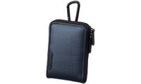 Sony Blue Textile Case - LCS-CSVCL for Sony
