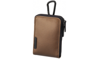 Sony Brown Textile Case - LCS-CSVCT for Sony