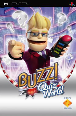 SONY Buzz Quiz World PSP
