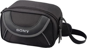 Camcorder Soft Carrying Case - LCS-X10