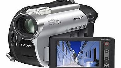 Sony DCR-DVD109 Handycam DVD Camcorder with 2.5 LCD screen