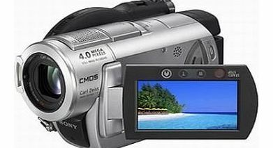 Sony DCR-DVD406E Handycam DVD Camcorder with 2.7 LCd screen