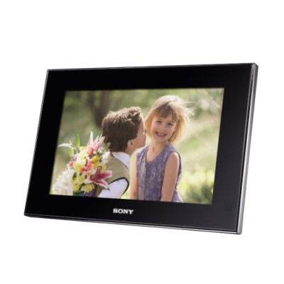 Digital Photo Frame 7in with Bluetooth   HDMI