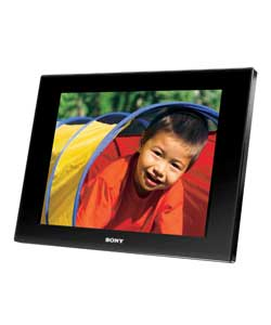 DPF-100 10in Digital Photo Frame - Black
