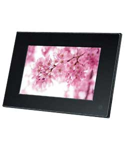 DPFE72NB Digital Photo Frame with 7`