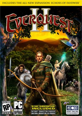 EverQuest II Echoes of Faydwer PC