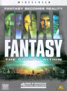 Final Fantasy The Spirits Within UMD Movie PSP