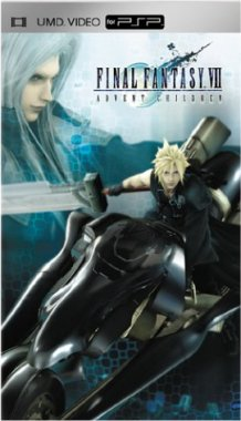 Final Fantasy VII - Advent Children UMD Movie PSP