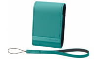 Sony Flip Over Design Green Stylish Case -