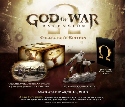God of War: Ascension - Collectors Edition (PS3)