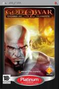 SONY God of War Chains of Olympus Platinum PSP