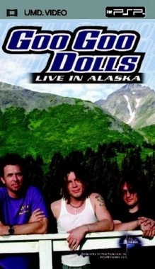 SONY Goo Goo Dolls Live In Alaska UMD Movie PSP