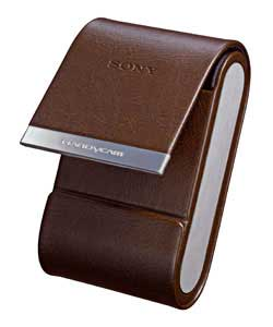 Sony Handycam TG3 leather Case