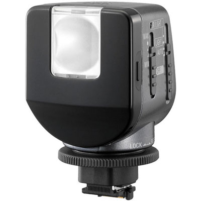 HVL-HIRL Video Light for Active Interface