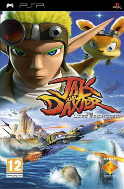 SONY Jak and Daxter The Lost Frontier PSP