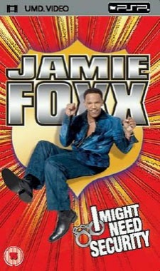 Jamie Foxx I Might Need Security UMD Movie PSP