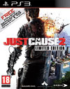 Just Cause 2 Limited Edition PS3