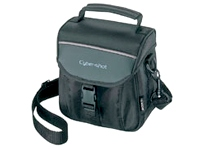 Sony LCS CSA - Soft case ( for digital photo camera )