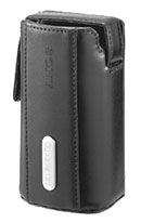 Leather Case For CYBER-SHOT DSC-L1