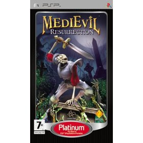 SONY Medievil Resurrection Platinum PSP