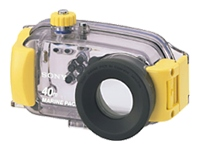 MPK PHA - Marine case ( for digital photo camera ) - glass- ABS plastic - yellow