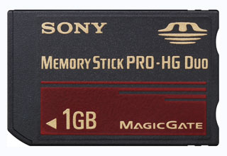 Sony MSEX1G Memory Card MSEX1G