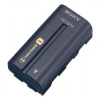 Sony NPF570 L Series Rechargeable Battery