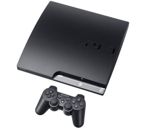PlayStation 3 Console 120GB