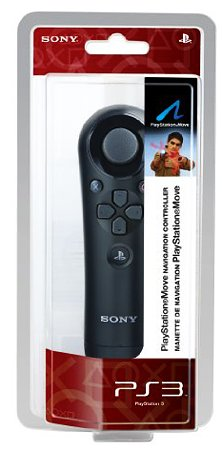 PlayStation 3 Move Navigation Controller (PS3)