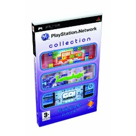 SONY PlayStation Network Collection Puzzle PSP