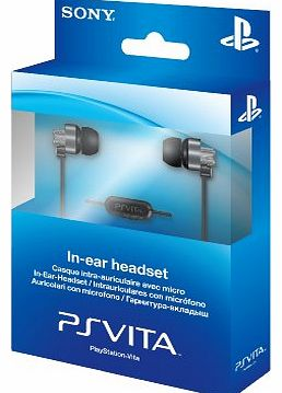 PlayStation Vita In ear Headset
