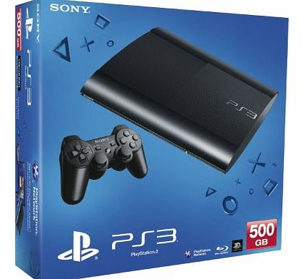 PS3 500GB Super Slim Console (PS3)
