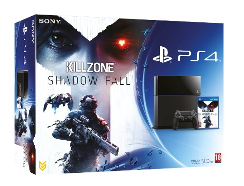 PS4 and Killzone Shadow Fall (PS4)