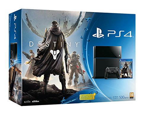 PS4 Console with Destiny (PS4)