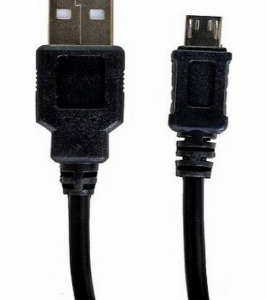 PS4 USB to Micro USB 3 Metre Charge Cable