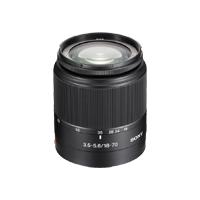 SAL1870 - Zoom lens - 18 mm - 70 mm -