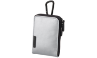 Silver Textile Case - LCS-CSVCS for Sony