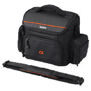 Soft Case For Alpha DSLRs A200, A230, A380,