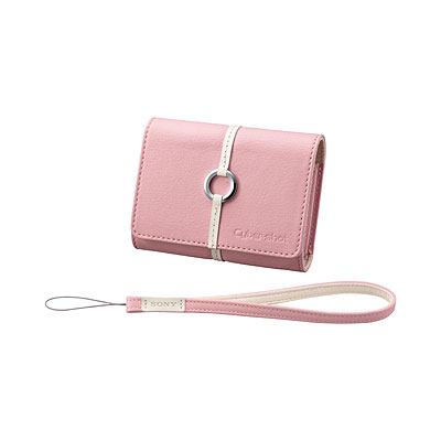 Soft Leather Case - Pink