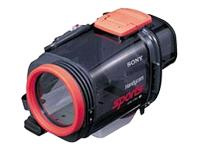 SPK TRC - Marine case ( for camera ) - plastic - black- red