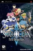 SONY Star Ocean First Departure PSP