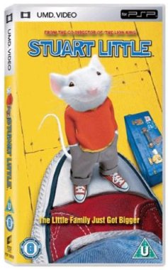 Stuart Little UMD Movie PSP