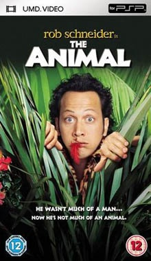 The Animal UMD Movie PSP