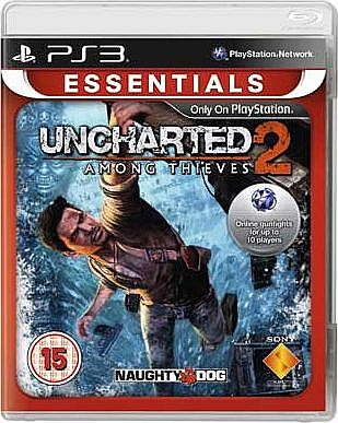 Uncharted 2: Among Thieves PS3 Game