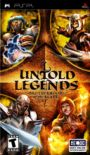 SONY Untold Legends Brotherhood of the Blade PSP