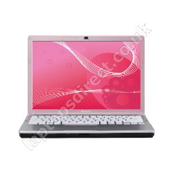 VAIO SR51MF/P Laptop in Pink