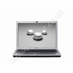 VAIO SR51MF/S Laptop in Silver