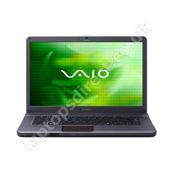 VAIO VGN-NW11Z/T Laptop in Brown